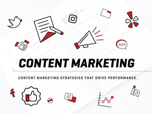 Fireant Studio's content marketing services