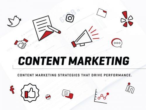 Fireant Studio's content marketing services